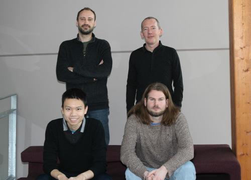 Computational Methods for Biomolecular Studies team