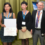 ISSS 2018 – Best Oral presentation award for Maria Espina-Benitez, PhD student at ISA